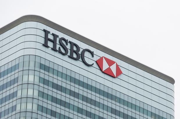 A Valentine's Day special deal for HSBC staff in Hong Kong offering discounted laptops 'for him' but vacuum cleaners and kitchen appliances 'for her' has angered employees over the sexist implications of the campaign (PA)
