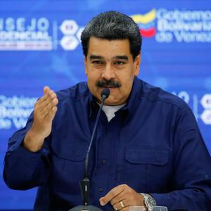 Nicolas Maduro. Photo: Reuters