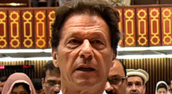 Imran Khan: Pakistan prime minister called for talks with India