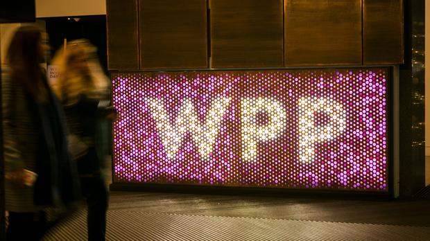 Advertising giant WPP has reported a hefty drop in annual profit (WPP/PA)