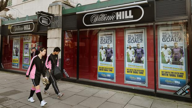 William Hill has felt the impact of the UK's high street slump (PA)