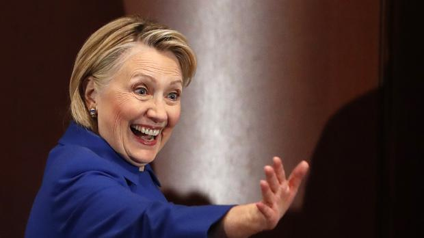 Hillary Clinton said she will not run for president in 2020 (Kathy Willens/AP)