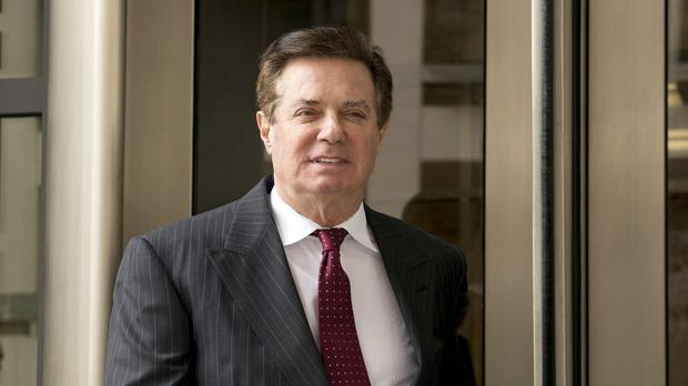 Paul Manafort, Donald Trump's former campaign chairman, has been sentenced for tax and bank fraud (AP Photo/Andrew Harnik)