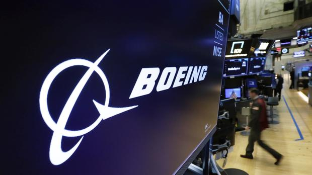 Some Boeing 737 Max 8 jets have been grounded (AP Photo/Richard Drew)