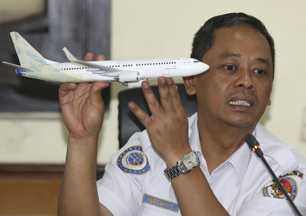 A Lion Air jet crashed in October (AP Photo/Achmad Ibrahim, File)