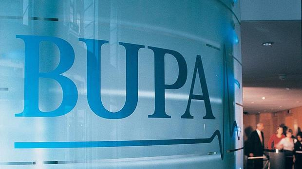 Bupa said conditions would continue to be 'challenging' in a number of its key markets (Bupa/PA)