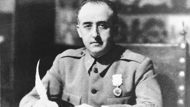 General Francisco Franco (AP)