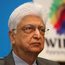 Azim Premji (73) rarely makes public appearances