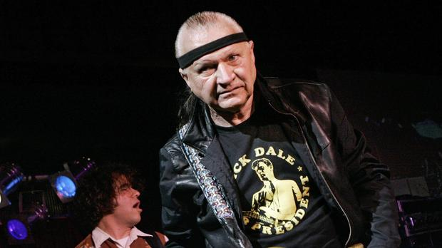 Dick Dale has died aged 81 (AP Photo/Richard Drew, File)