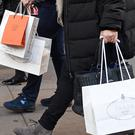 Unusually warm weather in February contributed to the rise in retail sales (PA)