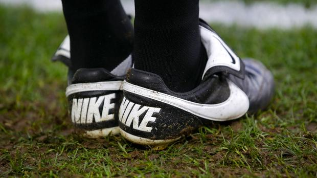 Nike was granted a 40% fine reduction after it co-operated 'beyond its legal obligation to do so' (John Walton/PA)