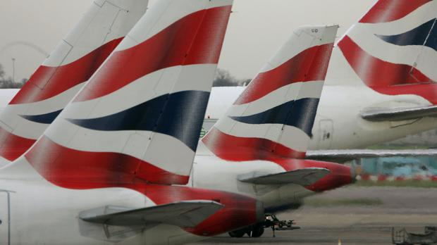 BA flight destined for Germany, lands in Scotland