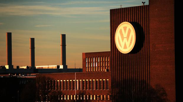 A general view of the Volkswagen Factory, Wolfsburg (Mike Egerton/PA)
