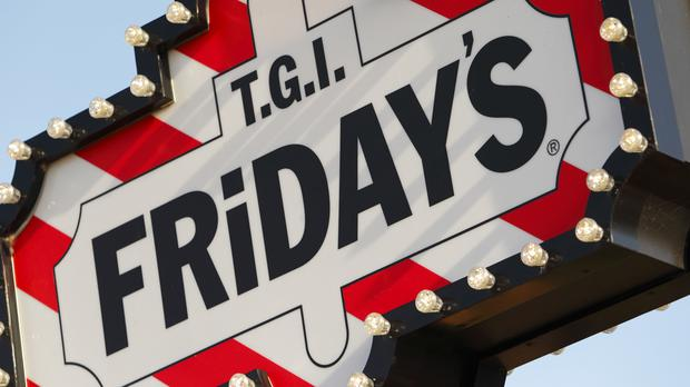 TGI Friday's (Chris Ison/PA)