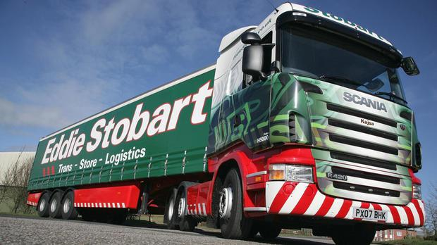 Eddie Stobart Logistics posted a 35% rise in full-year revenue to £843.1m in the 12 months to November 30 (Eddie Stobart/PA)