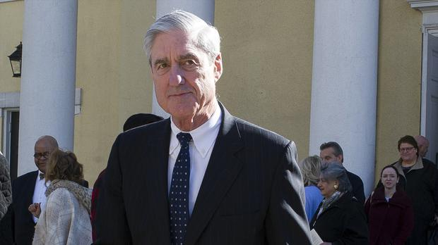 Special counsel Robert Mueller (Cliff Owen/AP)