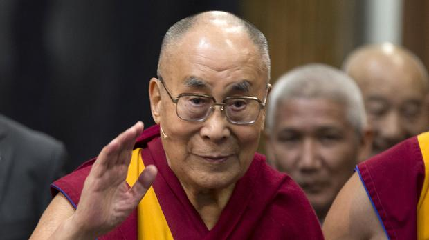 Dalai Lama (AP Photo/Peter Dejong, File)