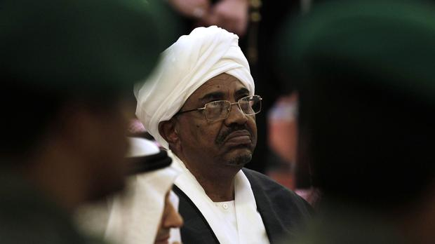 Omar al-Bashir (AP Photo/Hassan Ammar, File)