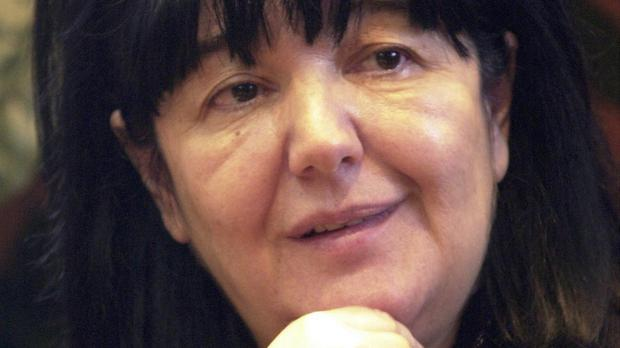 Mirjana Markovic has died in Russia, aged 76 (AP Photo/Darko Vojinovic)