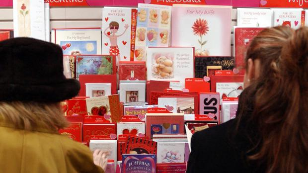 Card Factory had a record Valentine's Day this year (Myung Jung Kim/PA)