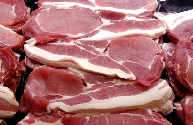 Bacon increases the risk of bowel cancer
