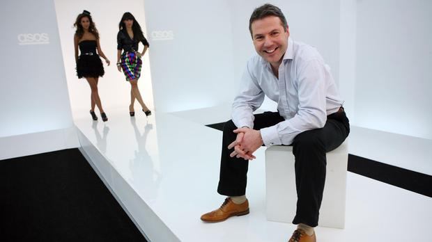 Nick Robertson has sold shares in Asos (PA)