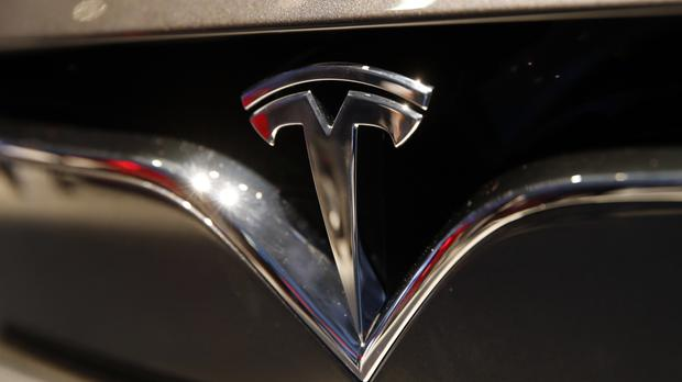 Tesla (AP Photo/Christophe Ena, File)