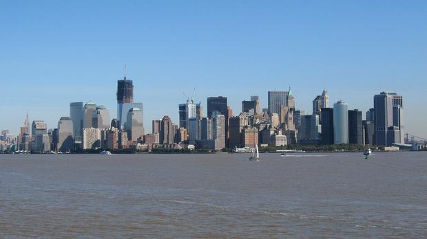 A general view of the skyline of New York city (Julien Behal/PA)