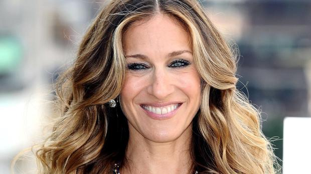 Sarah Jessica Parker promotes her new film I Don't Know How She Does It at the Soho Hotel in London.
