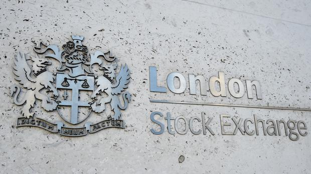 The FTSE 100 closed 0.68% lower at 7,471.75 (Kirsty O'Connor/PA)