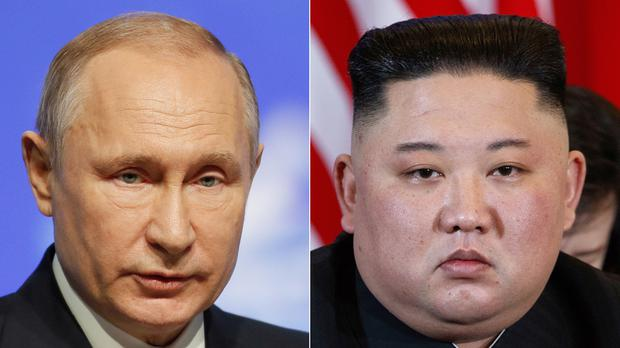Thursday's summit reflects Russia's effort to position itself as an essential player (AP/Dmitri Lovetsky, Evan Vucci, File)