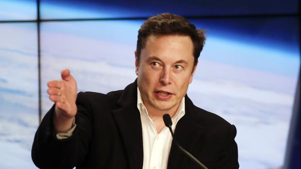 Elon Musk has settled with the SEC (John Raoux/AP)