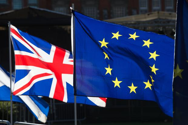 'Whatever the unionist community thinks of Brexit, they are unlikely to be more favourably disposed towards unity while the wounds of that campaign are still raw.' Photo: PA