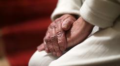 Tens of thousands of people in Ireland are currently living with dementia. Stock picture