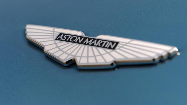 Aston Martin (Joe Giddens/PA)