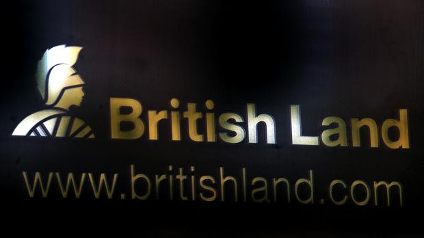 British Land Co's logo.