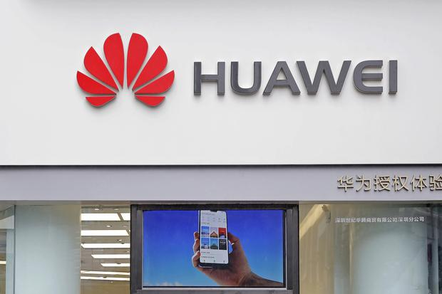 Huawei said it was willing to engage with the US government (Kin Cheung/AP)