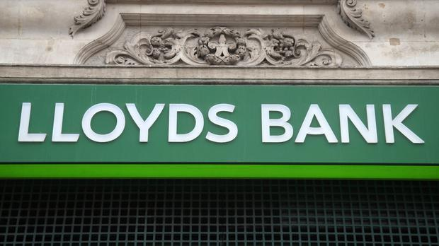 Lloyds Banking Group has been taken to task by shareholders over its pay and pension plans for top bosses (PA)