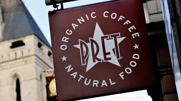 Pret A Manger is looking to buy the rival chain Eat