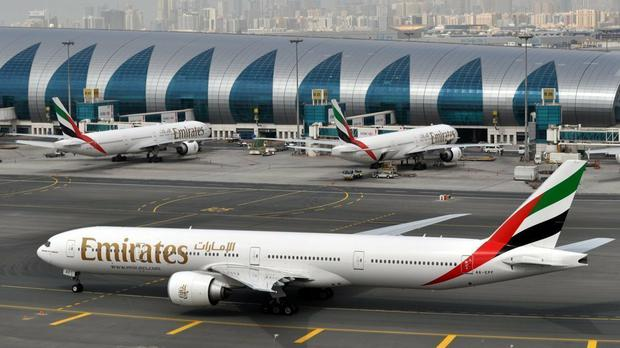 Dubai International Airport (AP Photo/Adam Schreck, File)