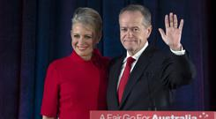Australian Labour leader Bill Shorten (Andy Brownbill/AP)