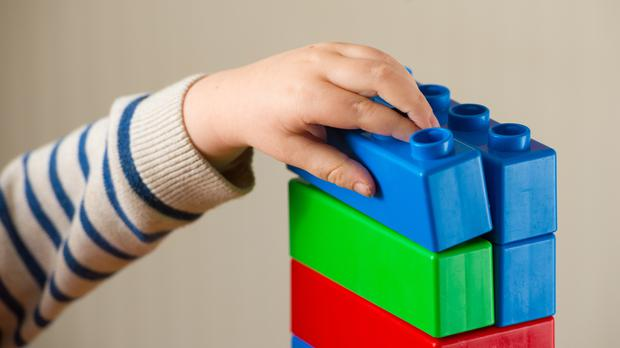 Parents will be able to apply for the National Childcare Scheme from October. (Stock photo)