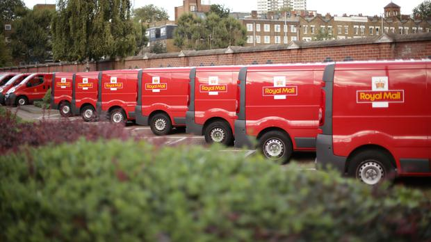 Royal Mail is introducing new delivery options (Yui Mok/PA)