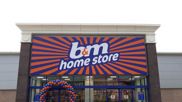 Bargain retailer BandM ran into some trouble with its homeware offering last year (PA)