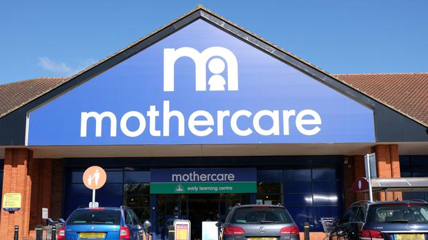 Mothercare losses widen as sales slow