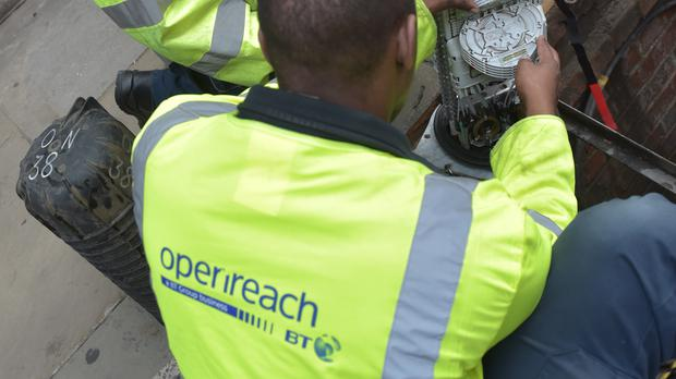Rivals can access Openreach cables (Nick Ansell/PA)