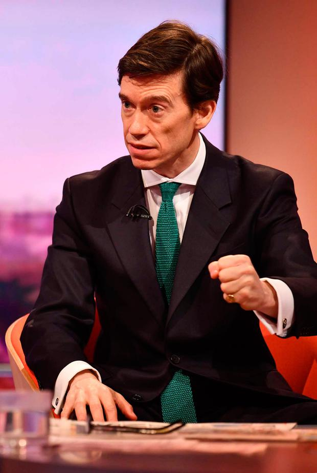 RORY STEWART: 'There may be times when Jiminy Cricket would make a better leader than Pinocchio.'