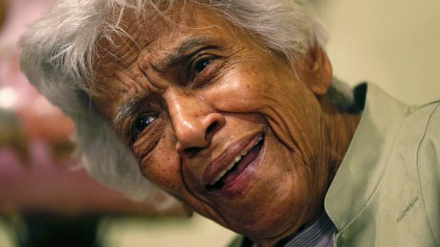 Leah Chase has died at the age of 96( Gerald Herbert/AP)