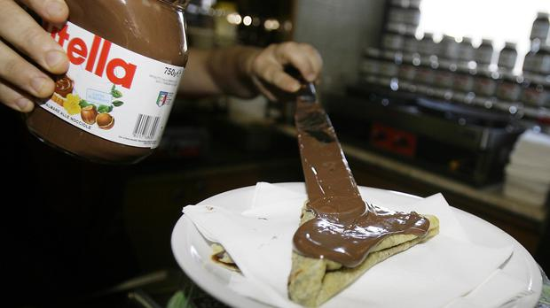 Workers are striking at the world's biggest Nutella factory in France (AP Photo/Alberto Pellaschiar, File)