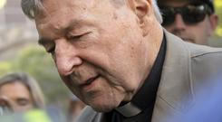 Cardinal George Pell (AP Photo/Andy Brownbill, File)